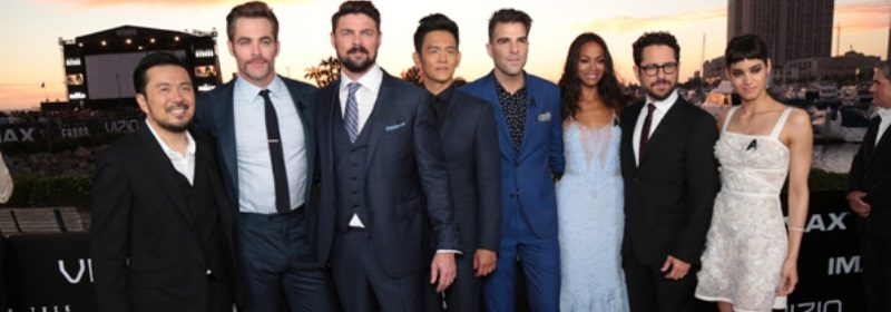 Paramount Pictures presents the World Premiere of 'Star Trek: Be